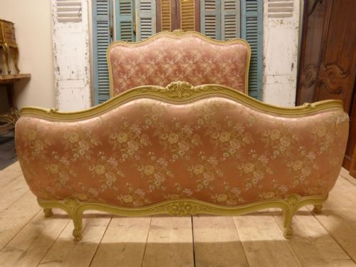 Lovely, Vintage French King Size Bed